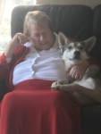 Oma en Shanti
